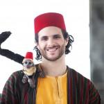 Kattam Laraki-Côté,  musicien, défi 5 km, 10$